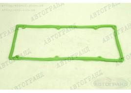 Прокладка клапанной крышки ГАЗ 3302 (ЗМЗ 406 дв) (зеленый) силикон ПТП