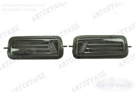 Подфарники 21214 передние LED (бегущий поворот) (к-кт 2 шт)