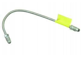 Трубка тормозная 2108, 2109, 21099, 2113-2115 от регулятора давления левая