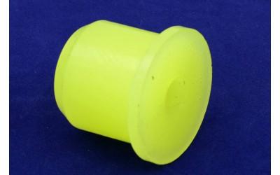 Втулка рессоры ГАЗ 31105 (взамен сайлентблока 3111-2912027)  полиуретан желтый