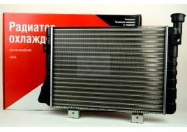 Радиатор охлаждения 2106 АвтоВАЗ