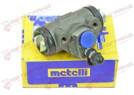 Цилиндр колёсный заднего тормоза 2105-2107, 2108-2115 (самоподводящий) Metelli