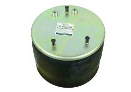 Рессора пневматическая (с металлическим стаканом) 836M2 DAF 3 шпильки-2 воздуха