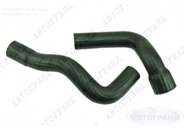 Патрубки системы охлаждения ГАЗ NEXT A21R23 (дв.Каминс. дизель) (патрубки радиатора) (к-кт 2 шт) АМТ