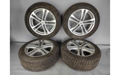Диск колесный Hyundai Santa Fe 4 2.2 D с сборе (R18 J8) (225*55*R18 13/19) (к-кт 4 шт) GOODYEAR