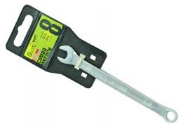 Ключ комбинированный (8-8 мм) рожково-накидной