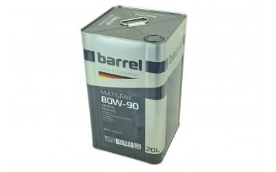 Масло трансмиссионное коробка+мост 80W90 MULTI GEAR 20L GL4/5 E2/6 BARREL GERMANY