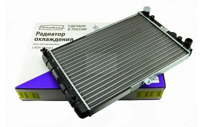 Радиатор охлаждения 2108, 21082, 2113-2115 (УНИВЕРСАЛЬНЫЙ) ПТИМАШ