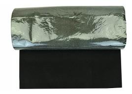 Карпет акустический 0,75х10.0 м черный