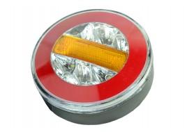 Ліхтар задній круглий LED
