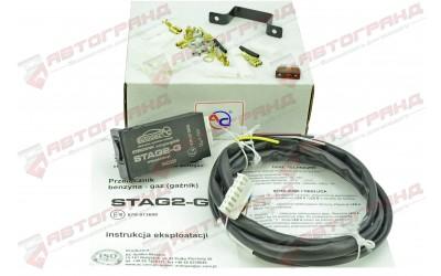 Переключатель газ/бензин (карбюратор) (кнопка) STAG2-G