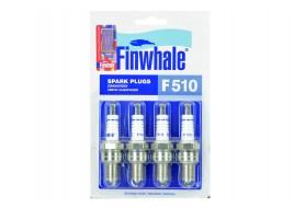 Свечи зажигания 2108-2112 8 кл. инжектор (4 к-кт) Finwhale
