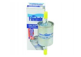 Фильтр топливный Daewoo Lanos под клипсу Finwhale