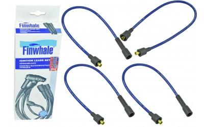 Провода высоковольтные 2101-2107 полу/силикон Finwhale