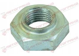 Гайка вилки переднего карданного вала 2101-2107 (М16х1,5х11) БелЗАН