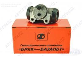 Цилиндр колёсный заднего тормоза ГАЗ 24, 3110, 2217 (Ø28) Брик-Базальт