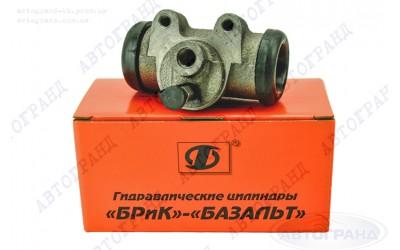 Цилиндр колёсный переднего тормоза ГАЗ 53, 4301, 3306, 3307, 3308, 3309 (Ø35) Брик-Базальт