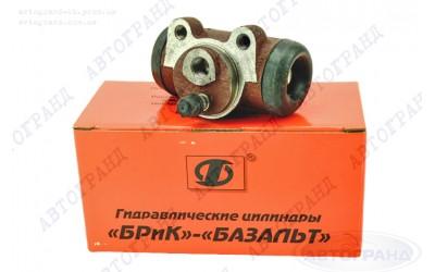 Цилиндр колёсный заднего тормоза УАЗ 469, 452, 2206, 31512, 3303, 3741, 3962 (Ø32) Брик-Базальт