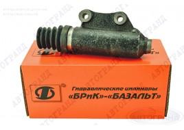 Цилиндр сцепления рабочий ГАЗ 24, 2410, 3102, 3110 (без толкателя) Брик-Базальт