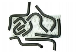 Патрубки системы отопителя ГАЗ 3302 (405 ЕВРО 3 дв) (патрубки печки) (к-кт 10 шт) Балаково