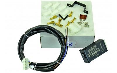 Переключатель газ/бензин (инжектор) (кнопка) STAG2-W