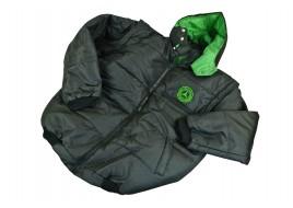 Куртка жилет с капюшоном MERSEDES XXXL (новая, черная)