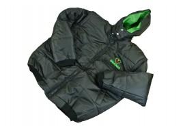 Куртка жилет с капюшоном SCANIA XXL (новая, черная)