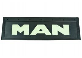 Брызговик с надписью MAN 600x200mm