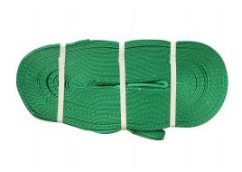 Трос буксировочный 9т 30м (зеленый)