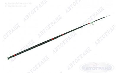 Трос управления отопителем 21083 (2108, 2109, 21099 высокая панель) (к-кт) ПТИМАШ