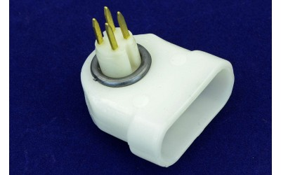 Разъем корпуса модуля электробензонасоса 2112 наружный