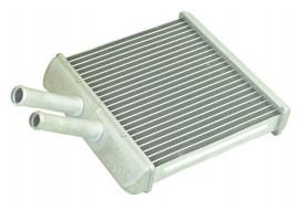 Радиатор отопителя Lanos (радиатор печки) GROG
