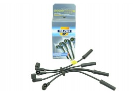 Провода высоковольтные 21214, 2123 с 2006 г. инжектор силикон (бронепровода) SLON
