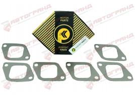 Комплект прокладок коллектора выпускного (6 штук) 5010284657 AE430ti MACK MIDR0624