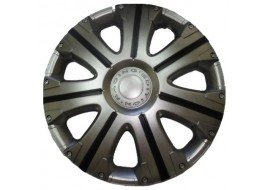 Колпак колесный Расинг Super Silver R13 (к-кт 4 шт) STAR