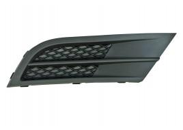 Заглушка противотуманной фары правая Volkswagen Jetta 6 глухая (2010-2014)