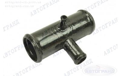 Трубка радиатора ГАЗ 3302 Бизнес (с 2 штуцерами) (Чайник)
