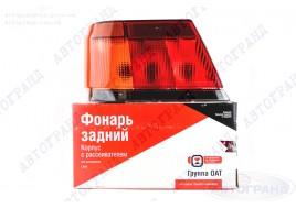 Фонарь задний 2115 наружный левый угол с уплотнительной прокладкой АвтоВАЗ