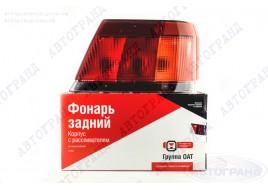 Фонарь задний 2115 наружный правый угол с уплотнительной прокладкой АвтоВАЗ