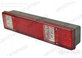 Фонарь ГАЗ 3302 задний (12 В) светодиод АВТОГРАНД
