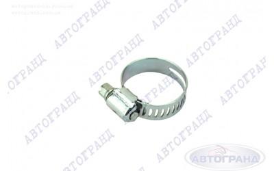 Хомут червячный 9 mm 18-25 (уп. 50 шт) PAR-SAN
