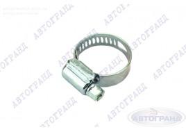Хомут червячный 10 mm 19-26 (уп. 50 шт) PAR-SAN