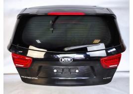 Крышка багажника Kia Sorento 2.2 D (2018-нв) оригинал б/у