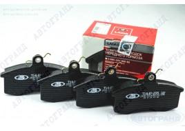 Колодки тормозные 2108, 2109, 21099, 2113-2115 передние Спорт (к-кт 4 шт) АвтоВАЗ