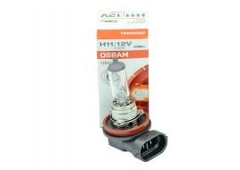 Лампа галогенная 12v H11 PGJ19-2 55W OSRAM