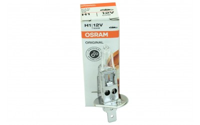 Лампа галогенная 12v Н1 P14,5s 55W OSRAM