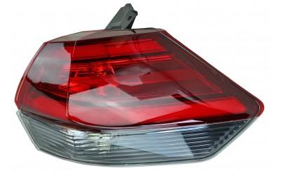 Фонарь Nissan X-Trail 3 Т32 (2017-наше время) рестайлинг LED внешний правый