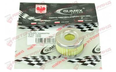 Фильтр грубой очистки газа без уплотнительных колец  GUMEX