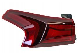 Фонарь Hyundai Santa Fe 4 ТМ (2018-2021) галоген наружный левый
