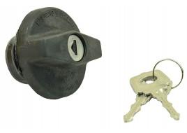 Крышка топливного бака 2108-21099, 2110-2112, 2113-2115 (с ключом) пластмасс Димитровград